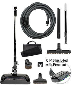 Response Attachment Central Vacuum Kit